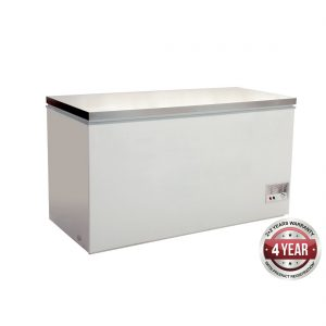 BD466F Chest Freezer with SS lid
