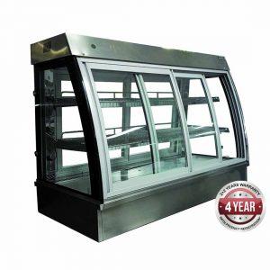 C4HT12 Bonvue Drop-In Counter Top Display Heated C4HT Series