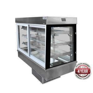 Bonvue Square Drop-in Chilled Display Cabinets SC Series - SCRF12