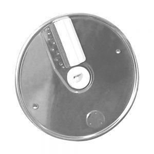 Stainless steel shredding disc 4 mm (dia. 175 mm) - DS653006