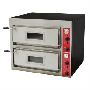 EP-1-SDE - Black Panther Pizza Deck Oven