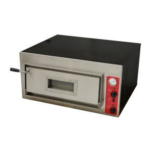 EP-2-1E - Black Panther Pizza Deck Oven