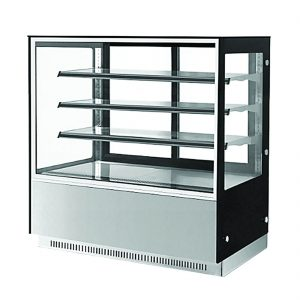 Modern 3 Shelves Cake or Food Display - GN-1500RF3