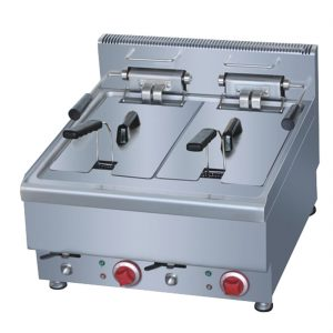 Bench Top electrical Fryers + Accessories