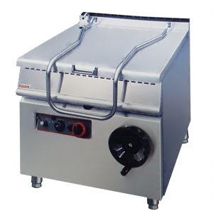 Electric Tilting Bratt Pan 60L 3 phase 10.5 KW - JZH-TS