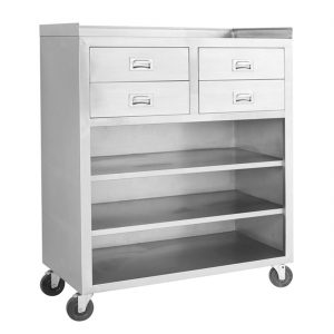 Mobile Cabinets Stainless