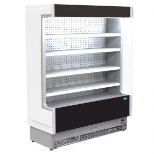 Open Chiller with 4 Shelves - TDVC60-SL-100