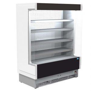 Open Chiller with 4 Shelves - TDVC80-SL-100