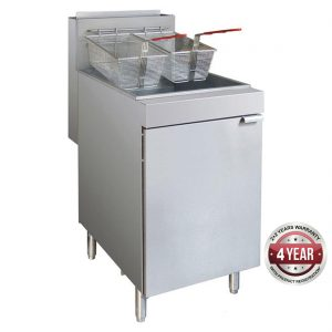 RC300E - Superfast Natural Gas Tube Fryer