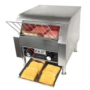 Electric Conveyor Toaster for 2pcs of bread - TT-300KW