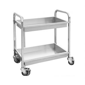 Trolleys Stainless Restaurants, Cafes