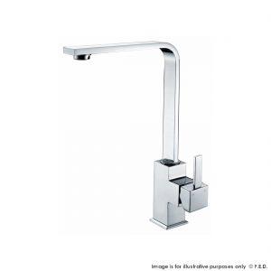 HD4257DR 330mm High Sink Mixer Brass body Zinc alloy handle