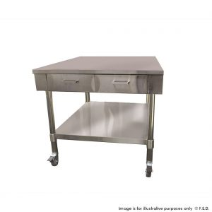 Mobile Workbench Stainless